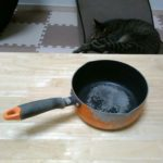 片手鍋18cmと12cmを買い替え。鍛冶職人の町・燕三条の「燕三」の雪平鍋と、「竹越製作所」のミルクパンを買いました!
