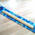 小学2年生は30センチ竹ものさし袋が必要!手作りはあきらめて安くて可愛い既製品を買いました。